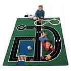 Carpets For Kids 401 Neighborhood 4.08 ft. x 5.83 ft. Rectangle Carpet
