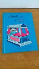 A Bed for the Night, vintage children's book, 1968, by Nancy A. Record.