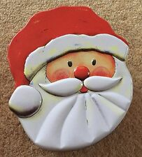 Father Christmas Cookie Tin