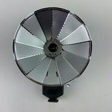 Gold Crest BC 9 Camera Flash Tilt Shoe Mount Vintage Fan Flash