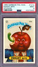 1986 Topps GARBAGE PAIL KIDS #121b Dwight Bite PSA 9 (MINT)