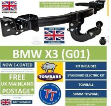 Flange Towbar for BMW X3 (G01) 2017on Including M-Sport Tow Trust TBMW4
