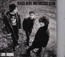 Black Rebel Motorcycle Club-Love Burns Promo cd single
