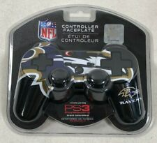 Baltimore Ravens NFL PS3 PLaystation 3 Controller Faceplate Cover by Mad Catz