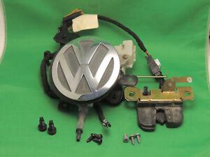 VW Beetle Trunk Lock Lift Handle Assembly 98 - 05 #3826