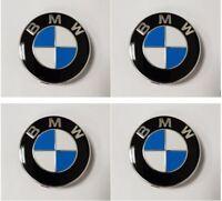Genuine BMW Alloy Wheel Centre Caps Chrome (SET OF 4) - 36136783536
