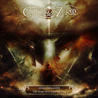 CHRONOS ZERO - Hollowlands - CD