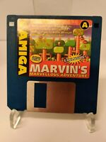Marvin's Marvellous Adventure Amiga The One Magazine Feb 1995