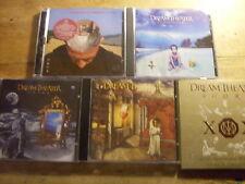 Dream Theater [5 CD Alben] Change Season + Score + Awake + Once Lifetime +Images
