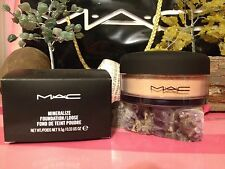 "Mac Mineralize Foundation Loose Powder "" DARK "" NEW STYLE  IN THE BOX"