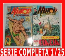 NAMOR 1/25 The Sub-Mariner SERIE COMPLETA PLAY PRESS 1990