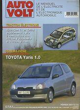 (11A) AUTO VOLT TOYOTA YARIS 1.0 Février 2001 n°775