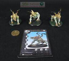 RACKHAM CONFRONTATION Scorpion Syhar Sighthounds Unit Box Game Figure SCEL06