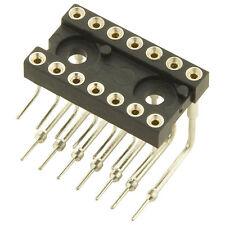 DIL Socket Display 14 modo per Dispaly a LED o simili: 299-87-314-10-001101