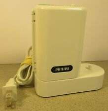 Philips Sonicare Charger & Uv Clean Sanitizer For Electric Toothbrushes