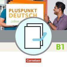 Pluspunkt Deutsch B1: Gesamtband - Allgemeine Ausgabe - Arbeitsbuch und Kursbuch von Friederike Jin (2018, Taschenbuch)