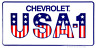 Chevrolet USA Novelty Number Plate,American Licence Plate Car Wall Sign Man Cave
