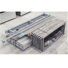 105 m² Gerüst Layher/Assco/MJ Fassadengerüst Baugerüst Robustböden 3,07m & 2,07m