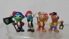 Muppet Show Piraten Pirates Applause 4 x Figur Muppets Kermit,Gonzo,Rowlf.Fozzy