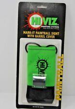 HiViz Mark-It Paintball Sight W Barrel Cover Pbs2004 New Sealed