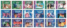 NEW Sugar Creek Gang Set of 18 Audio Book CDS Paul Hutchens MP3 1 2 3 4 5 6 7 8