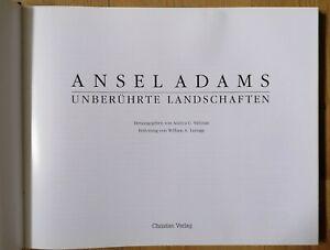 Ansel Adams - UNBERÜHRTE LANDSCHAFTEN