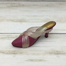 Just the Right Shoe Elegant Affair Replica Figurine #25049