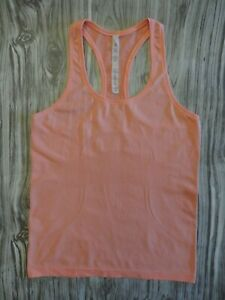 Lululemon Women's Swiftly Racerback Athletic Tank Top Size 8