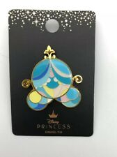 Disney Loungefly Cinderella Princess Coach Stained Glass Carriage Trading Pin