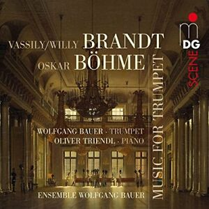 BAUERTRIENDL - VBRANDTWBRANDTBOHME [CD]