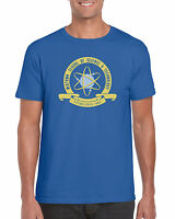 """ Midtown School of Science "" Emblem Spiderman Homecoming Movie Inspired T-Shirt"