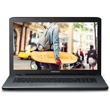 """MEDION AKOYA P7653 MD 61192 Notebook 43,9cm/17,3"""" i7 8. Gen 256GB SSD 1,5TB 16GB"""