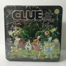 Clue The Twilight Zone Tower of Terror Disney Theme Park Edition (NEW sealed)