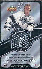 1992-93 NHL Hockey Upper Deck ~ Factory Sealed 36 Wax Pack Box