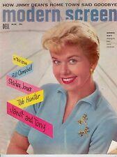 Modern Screen - Doris Day on Cover - 1956