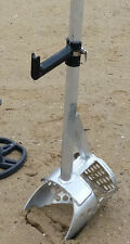 Pull handle for sand scoop.