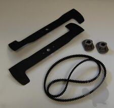 Kit réparation lames castelgarden honda122cm,