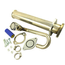 Power Stroke Diesel Turbo EGR Delete Kit for Ford 03-07 F250 350 450 550 6.0L V8