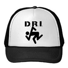 DRI TRUCKER CAP / SPEED-THRASH-BLACK-DEATH METAL