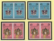 Nouvelles-Hébrides 8 timbres  neufs 1977 /T339