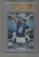 Marcus Mariota 2015 Finest RC Rookie Refractor Graded BGS 9.5 Gem Mint Titans