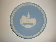 """Wedgwood Christmas 1983 All Souls London 8"""" Approx Collector Plate"""