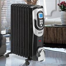 Radiateur mazout 9 ailettes radiateur appareil de chauffage chaleur AEG RA 5588