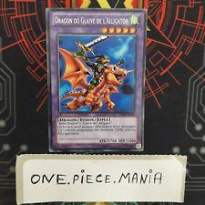 Yu-Gi-Oh! Dragon Du Glaive De L'Alligator TU08-FR008