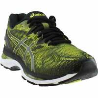 ASICS Gel-Nimbus 20 Running Shoes  Casual Running  Shoes - Yellow - Mens