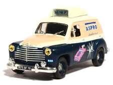 Renault Colorale 1955 - ASPRO - Caravane publicitaire Tour de France 1/43