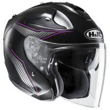 Casco Helm Casque Helmet HJC FG-JET JET JIKE 2018 MC8SF taglia S ROSA NERO