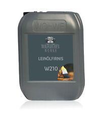 Leinölfirnis Holzöl Leinöl Firnis Holz Holzpflegeöl farblos 5L
