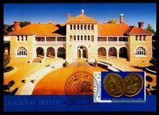 Australia Maximum / Maxi Cards - 1999 Perth Mint Centenary