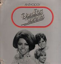 """Diana Ross and The Supremes(3x12"""" Vinyl LP Gatefold)Anthology-Motown-MS-G/VG+"""